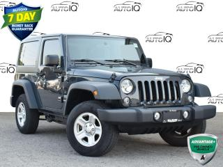 Used 2018 Jeep Wrangler JK Sport This just in!!! for sale in St. Thomas, ON