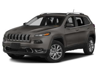 Used 2015 Jeep Cherokee Limited for sale in St. Thomas, ON