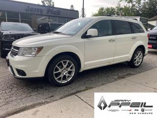 Used 2011 Dodge Journey R/T l AWD l 7 PASSENGER for sale in New Hamburg, ON
