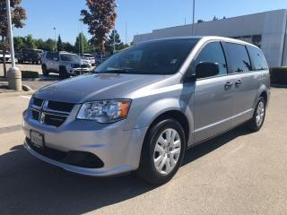 Used 2018 Dodge Grand Caravan CANADA VALUE PACKAGE for sale in Surrey, BC