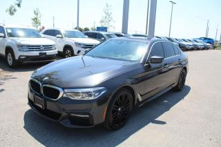Used 2018 BMW 5 Series XDRIVE M SPORT for sale in Whitby, ON