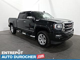 Used 2017 GMC Sierra 1500 SLT AWD - Toit ouvrant - Navigation - for sale in Laval, QC