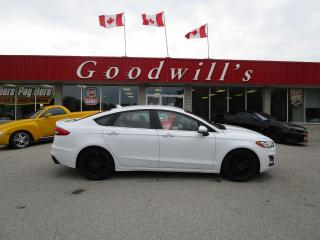 Used 2019 Ford Fusion SE! CLEAN CARFAX! SPORT APPEARANCE PACKAGE! for sale in Aylmer, ON