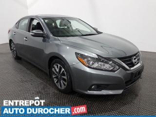 Used 2016 Nissan Altima SL AUTOMATIQUE - Toit ouvrant - Navigation - for sale in Laval, QC