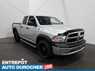 Used 2018 RAM 1500 ST AWD AUTOMATIQUE - Climatiseur - for sale in Laval, QC