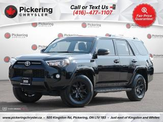 Used 2020 Toyota 4Runner SR5 Limited - LEATHER/SUNROOF/BLACK PKG/CARPLAY for sale in Pickering, ON