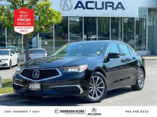 Used 2018 Acura TLX 2.4L P-AWS for sale in Markham, ON