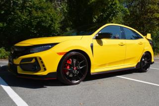 Used 2021 Honda Civic Type R Limited Edition #31 for sale in Vancouver, BC