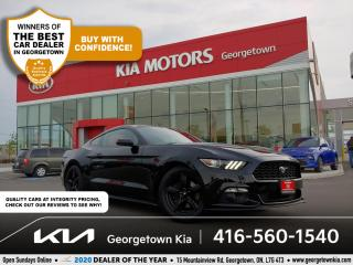 Used 2017 Ford Mustang Fastback V6 | BU CAM | B/T | PADDLE SHFT | ALLOYS for sale in Georgetown, ON