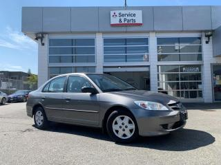 Used 2004 Honda Civic SE for sale in Surrey, BC