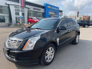 Used 2016 Cadillac SRX Luxury / NAVI / PANO SUNROOF / A.W.D / for sale in Brampton, ON