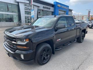 Used 2017 Chevrolet Silverado 1500 LT / 4x4 / REMOTE STARTER / BLUETOOTH / for sale in Brampton, ON