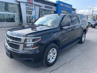 Used 2020 Chevrolet Suburban LS / BLUETOOTH / BACKUP CAMERA / APPLE CAR PLAY / for sale in Brampton, ON