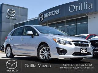 Used 2014 Subaru Impreza 2.0i w/Touring Pkg for sale in Orillia, ON