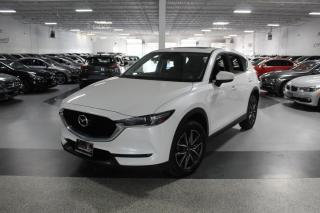Used 2017 Mazda CX-5 GT NO ACCIDENTS I LEATHER I SUNROOF I REAR CAM I BLIND SPOT for sale in Mississauga, ON