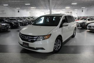 Used 2016 Honda Odyssey EX-L NO ACCIDENTS I LEATHER I SUNROOF I REAR CAM I LANEWATCH for sale in Mississauga, ON
