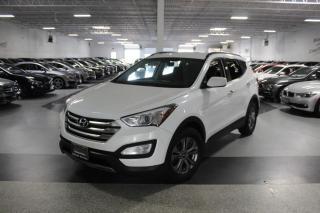 Used 2016 Hyundai Santa Fe Sport NO ACCIDENTS I HEATED STEERING WHEEL I HEATED SEATS I CRUISE for sale in Mississauga, ON