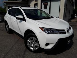 Used 2015 Toyota RAV4 LE AWD - BACK-UP CAM! HEATED SEATS! ONLY 44KM! for sale in Kitchener, ON