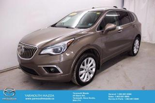 Used 2017 Buick Envision Premium II for sale in Yarmouth, NS