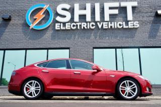 Used 2015 Tesla Model S P90DL AUTOPILOT, LUDICROUS, SUB ZERO! for sale in Oakville, ON