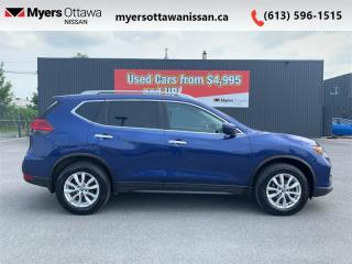 Used 2017 Nissan Rogue SV  - Heated Seats -  Remote Start for sale in Ottawa, ON
