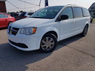 Used 2016 Dodge Grand Caravan SE Stow and go! for sale in Dunnville, ON
