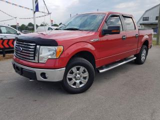 Used 2010 Ford F-150 Lariat SuperCrew 5.5-ft. Bed 4WD for sale in Dunnville, ON