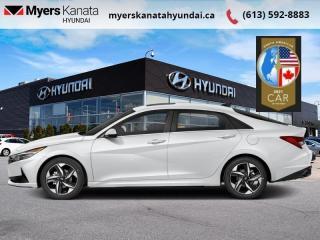 New 2021 Hyundai Elantra Essential Manual  - $134 B/W for sale in Kanata, ON