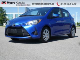 Used 2018 Toyota Yaris LE 5dr Hatch Auto  - Heated Seats for sale in Kanata, ON