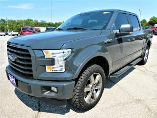 Used 2017 Ford F-150 XLT 5.0L   Navigation   Remote Start   Heated Seats for sale in Essex, ON