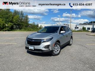 Used 2022 Chevrolet Equinox LT  - Heated Seats - Power Liftgate for sale in Orleans, ON