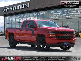 Used 2017 Chevrolet Silverado 1500 Custom  - A/C -  Bluetooth - $265 B/W for sale in Nepean, ON