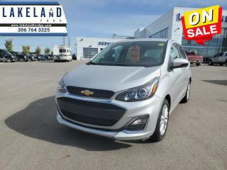 Used 2020 Chevrolet Spark LT  -  Heated Mirrors - $113 B/W for sale in Prince Albert, SK