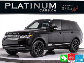 Used 2015 Land Rover Range Rover Supercharged,V8 510HP,NAV,CAM,PANO,HEATED SEATS for sale in Toronto, ON