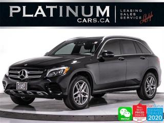 Used 2019 Mercedes-Benz GLC 300 4MATIC,AMG PKG,360 CAM,NAV,PANO,HEATED SEATS for sale in Toronto, ON