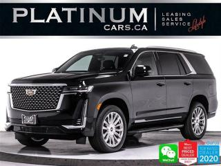 Used 2021 Cadillac Escalade Premium Luxury,7PASSENGER,NAV,PANO,BLIND SPOT for sale in Toronto, ON