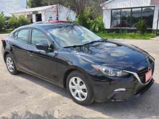 Used 2016 Mazda MAZDA3 I Sport for sale in Barrie, ON