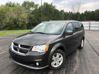 Used 2019 Dodge Grand Caravan for sale in Cayuga, ON