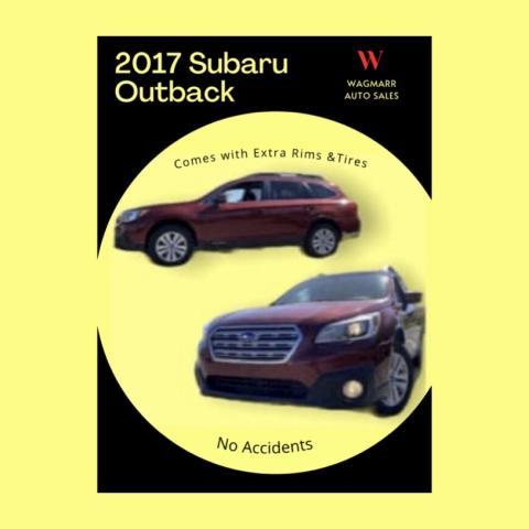 2017 Subaru Outback 2.5I TOURING W/TECH PKG