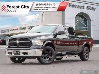 Used 2018 RAM 1500 SLT for sale in London, ON