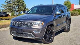 Used 2018 Jeep Grand Cherokee Limited for sale in Abbotsford, BC