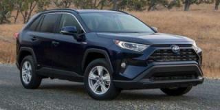 New 2021 Toyota RAV4 Hybrid XLE for sale in Prince Albert, SK