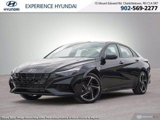 New 2021 Hyundai Elantra N LINE for sale in Charlottetown, PE