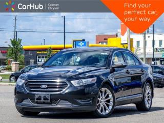 Used 2014 Ford Taurus Limited AWD Navigation Sunroof Bluetooth Backup Camera Blind Spot Heated & Cold Front Seats 20