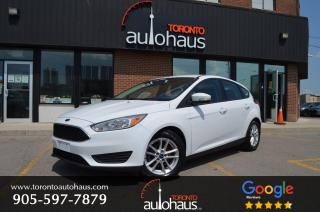 Used 2016 Ford Focus SE I HATCH I REAR CAM I HTD SEATS for sale in Concord, ON