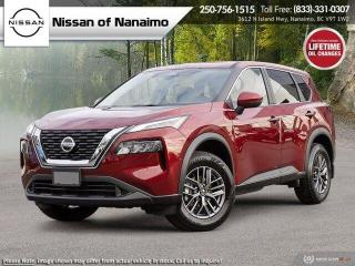 New 2021 Nissan Rogue S for sale in Nanaimo, BC
