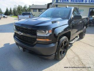 Used 2017 Chevrolet Silverado 1500 WORK READY LS-EDITION 3 PASSENGER 5.3L - V8.. 4X4.. REGULAR-CAB.. SHORTY.. TRAILER BRAKE.. TOUCH SCREEN DISPLAY.. BACK-UP CAMERA.. BLUETOOTH.. for sale in Bradford, ON