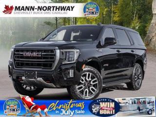New 2021 GMC Yukon AT4   IN TRANSIT for sale in Prince Albert, SK