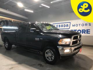 Used 2016 RAM 2500 Heavy Duty * 4X4 * 6.4L V8 * Remote Start * Tonneau Cover * Trailer Receiver W/ Pin Connector * Side Steps * 18 Chrome Steel Rims * 275/70/18 Good Ye for sale in Cambridge, ON