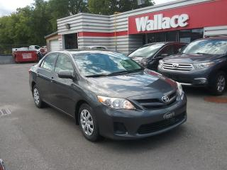 Used 2012 Toyota Corolla 5-Speed MT A/C *SOLD* for sale in Ottawa, ON